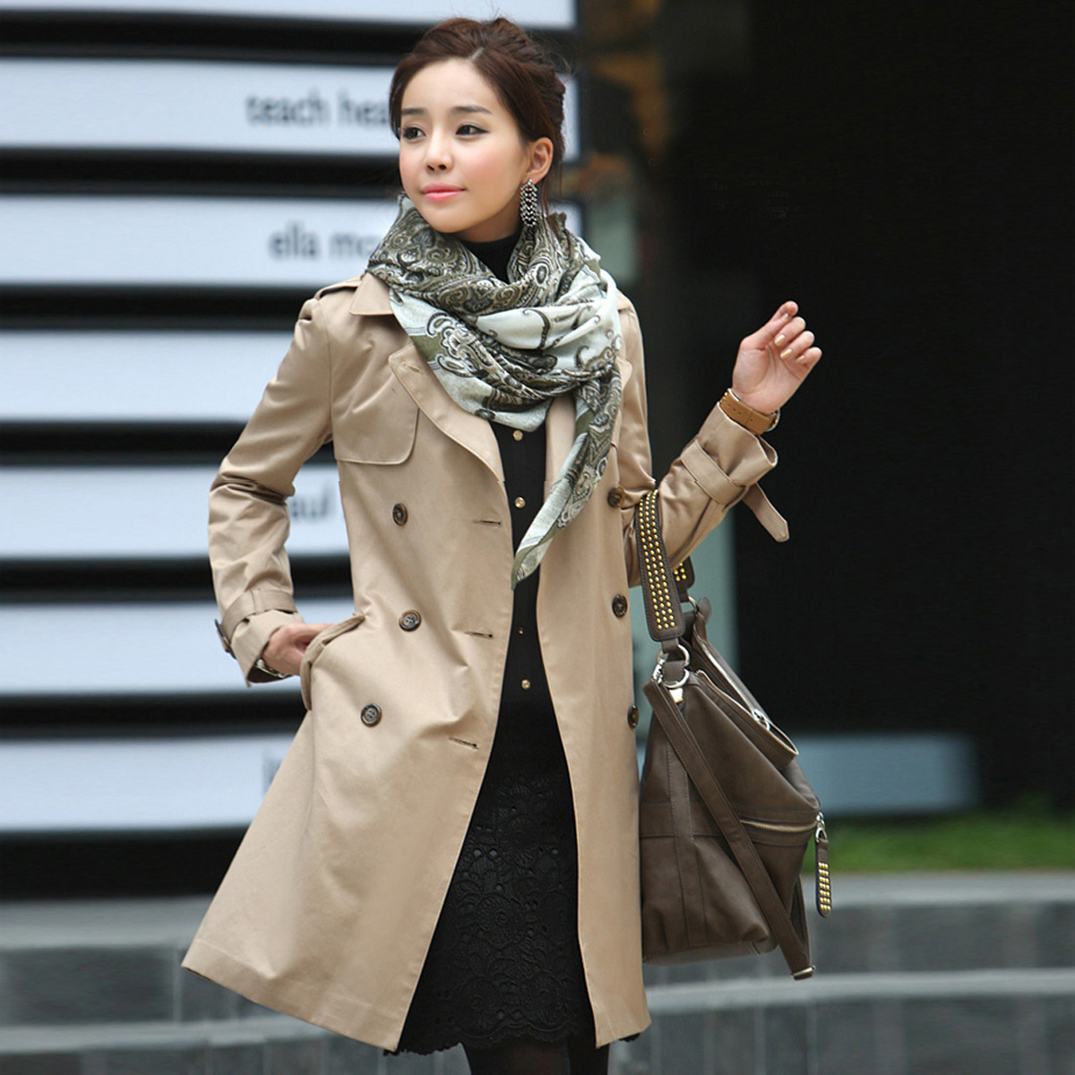О модной женщине в 40