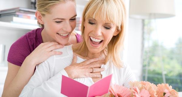 О подарке женщине в 40 лет