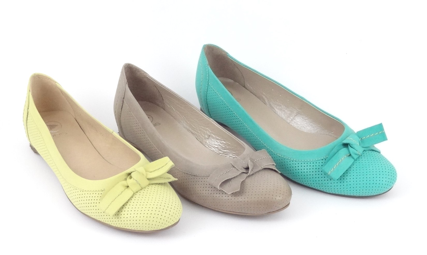 Об обуви женщины