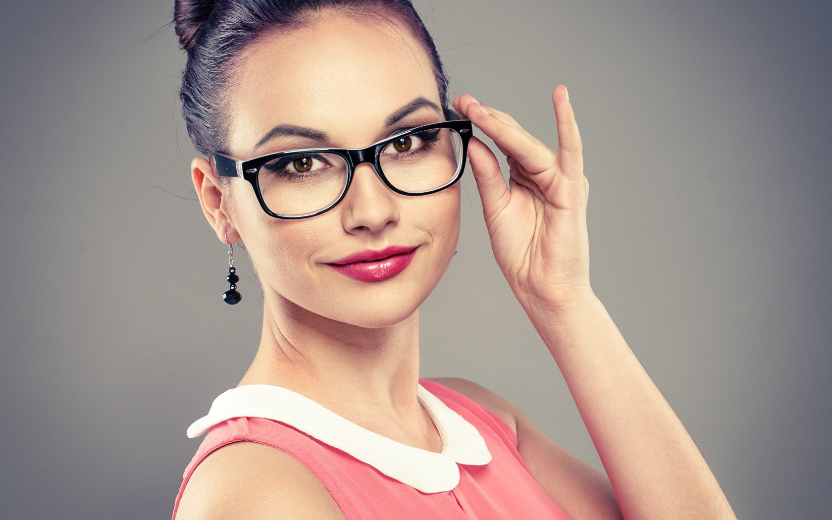Об очках для женщин