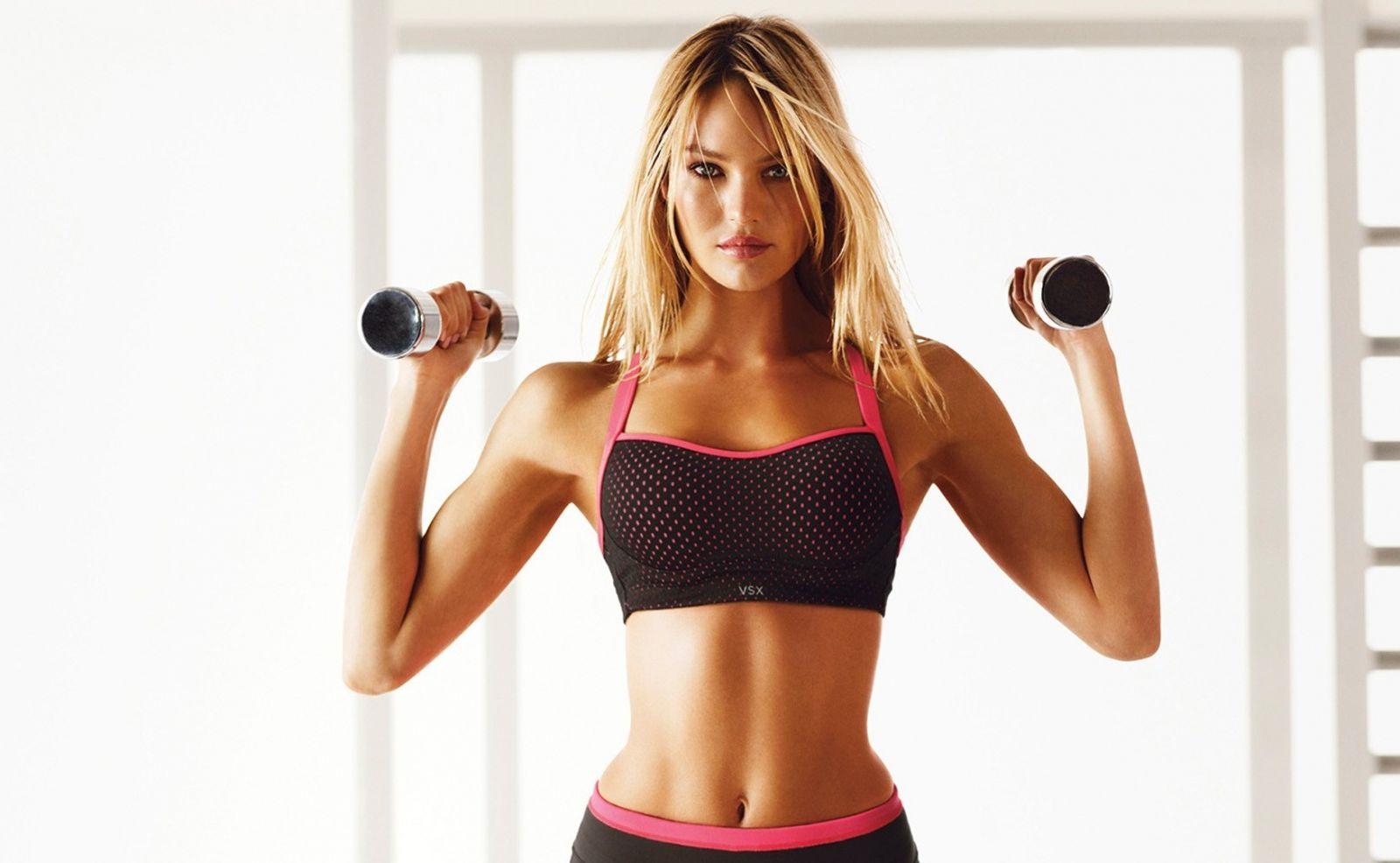 О мышцах у женщины в 40 лет
