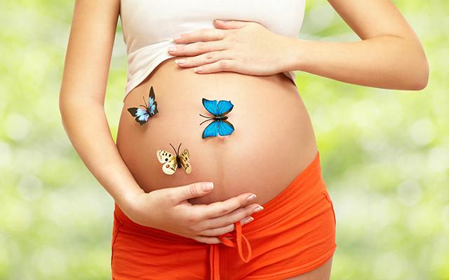Беременность в 40 лет