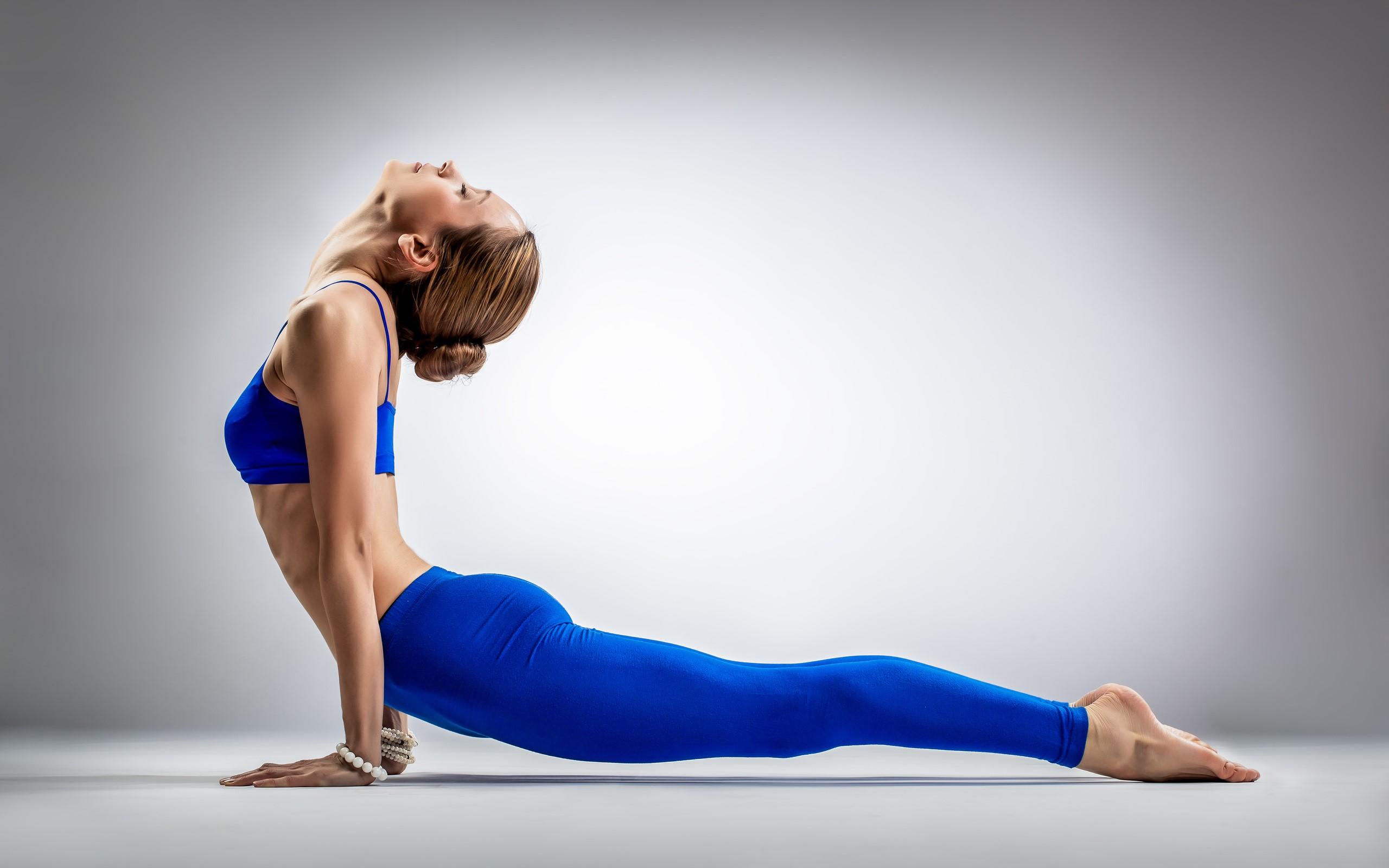 Йога для женщин после 40 лет